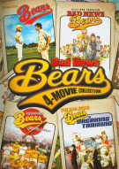Bad News Bears: 4 Movie Collection Movie