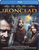 Ironclad Blu-ray
