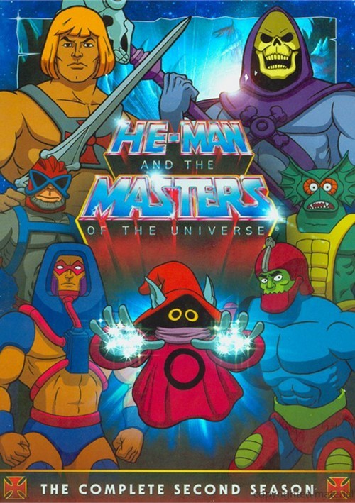 He-Man And The Masters Of The Universe: The Complete Second Season Movie