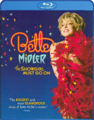 Bette Midler: The Showgirl Must Go On Blu-ray