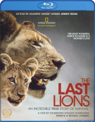 Last Lions, The Blu-ray