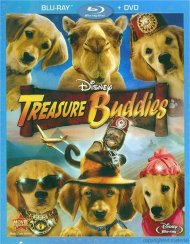 Treasure Buddies (Blu-ray + DVD Combo) Blu-ray