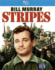 Stripes: Extended Cut Blu-ray