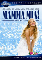 Mamma Mia! The Movie (DVD + Digital Copy) Movie