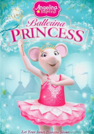 Angelina Ballerina: Ballerina Princess Movie