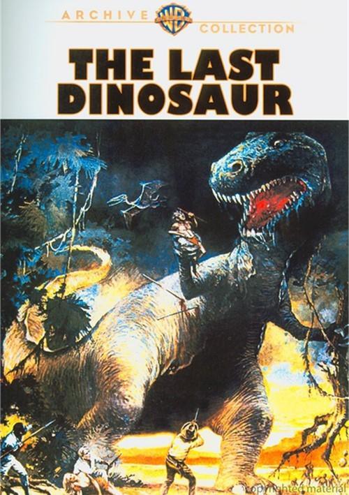 Last Dinosaur, The Movie