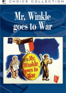 Mr. Winkle Goes to War Movie