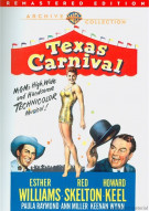 Texas Carnival Movie