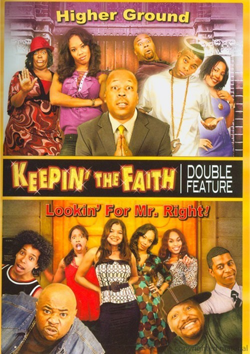 Keepin The Faith: Higher Ground / Lookin For Mr. Right! (Double Feature) Movie