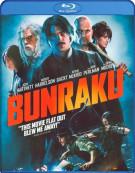 Bunraku Blu-ray