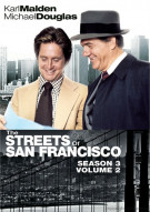 Streets Of San Francisco, The: Season 3 - Volume 2 Movie
