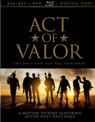 Act Of Valor (Blu-ray + DVD + Digital Copy) Blu-ray