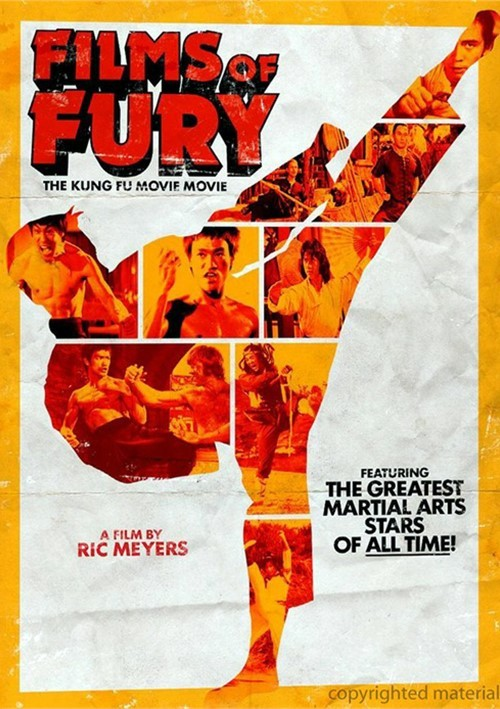 Films Of Fury: The Kung Fu Movie Movie Movie