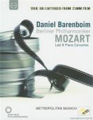 Daniel Barenboim: Mozarts Last 8 Piano Concertos Blu-ray