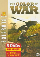 History Classics: The Color Of War Movie