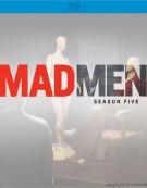 Mad Men: Season Five Blu-ray