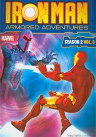 Iron Man: Armored Adventures - Season 2 Volume 3 Movie