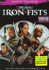 Man With The Iron Fists, The Movie
