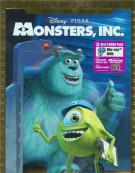 Monsters, Inc. (DVD + Blu-ray Combo) Blu-ray