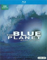 Blue Planet, The: Seas Of Life Blu-ray