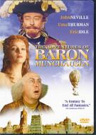 Adventures Of Baron Munchausen, The Movie