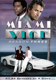 Miami Vice: Season Three (Repackage) Movie