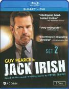 Jack Irish: Set Two (Blu-ray + DVD Combo) Blu-ray