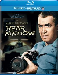 Rear Window (Blu-ray + Digital Copy + UltraViolet) Blu-ray