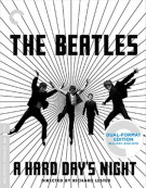 Hard Days Night, A: The Criterion Collection (Blu-ray + DVD Combo) Blu-ray