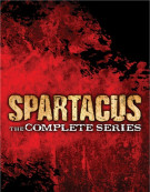 Spartacus: The Complete Collection (Blu-ray + UltraViolet) Blu-ray