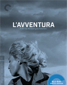 Lavventura: The Criterion Collection Blu-ray