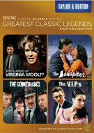 TCM Greatest Classic Legends Film Collection: Taylor & Burton Movie