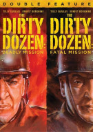 Dirty Dozen, The: Deadly Mission / Fatal Mission (Double Feature) Movie