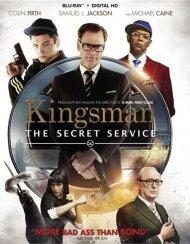 Kingsman: The Secret Service (Blu-ray + UltraViolet) Blu-ray