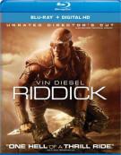 Riddick (Blu-ray + UltraViolet) Blu-ray