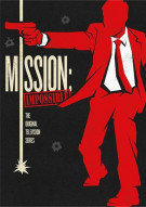 Mission: Impossible: The Complete Series Movie