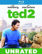 Ted 2 (Blu-ray + DVD + UltraViolet) Blu-ray
