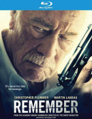 Remember (Blu-ray + UltraViolet) Blu-ray
