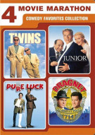 4-Movie Marathon: Comedy Favorites Movie