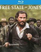 Free State Of Jones (Blu-ray + DVD + UltraViolet) Blu-ray