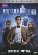 DR WHO-SERIES 5 PART 2 (DVD/2 DISC) Movie