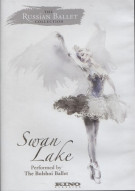Bolshoi Ballet: Swan Lake Movie
