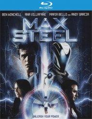 Max Steel (Blu-ray + DVD + UltraViolet) Blu-ray