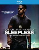 Sleepless (Blu-ray + DVD Combo + UltraViolet) Blu-ray