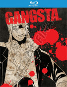 Gangsta: The Complete Series - Limited Edition  (Blu-ray +DVD Combo) Blu-ray
