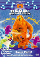 Bear In The Big Blue House: Dance Party! Movie