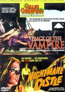 Track Of The Vampire/ Nightmare Castle: Killer Creature Double Feature Movie