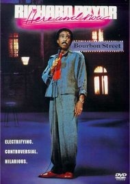 Richard Pryor: Here And Now Movie