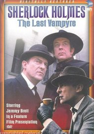 Sherlock Holmes: The Last Vampyre Movie