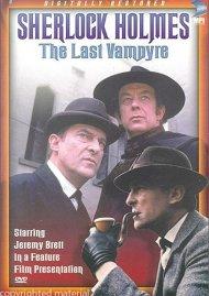 Sherlock Holmes: The Last Vampyre Movie